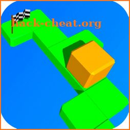 Rolling Cube 3D icon