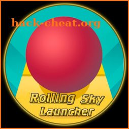 Rolling Sky Launcher icon