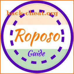 Roposo Watch, Discover and Make Videos Guide icon