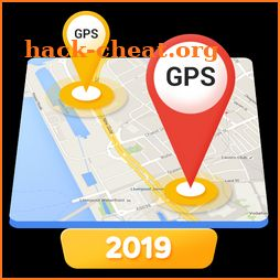 Route Planner Multi Stop With GPS Navigation Map icon