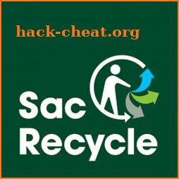 Sacrecycle–City of Sacramento icon