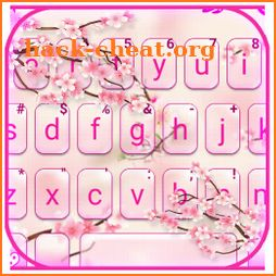 Sakura Blossom 2 Keyboard Theme icon