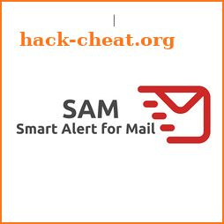 SAM - Smart Alert for Mail icon