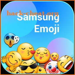 Samsung Galaxy Emoji Free, Kika Keyboard emoticons icon