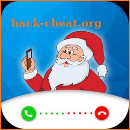 Santa Claus Calling & Greeting icon