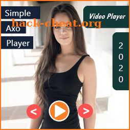 SAX HD Video Player - All format Video player! icon