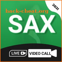 SAX Video Call - Random Video Chat Free Live Talk icon