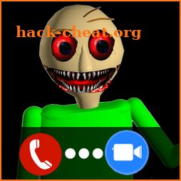 Scary Branny Call Horror Prank Games icon