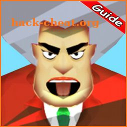 Scary School Teacher Game 3D Guide icon