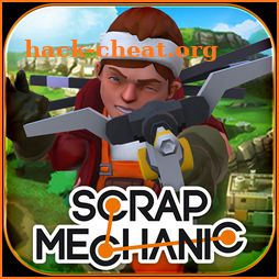 Scrap Mechanic Game icon