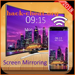 Screen Mirroring For All Smart TV icon