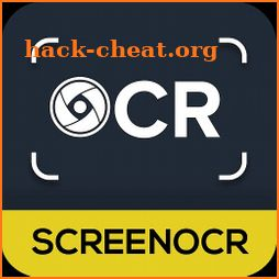 ScreenOCR - #1 Text Scanner icon