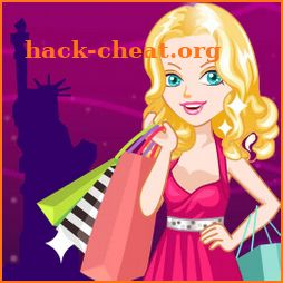 Shopaholic New York : Shopping and Dress Up Makeup icon