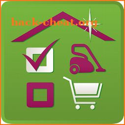 Shopping List & Cleaning Plan icon