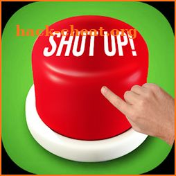 Shut Up Button 2018 icon