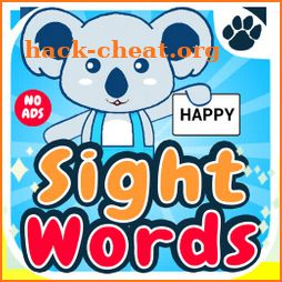 Sight Words Flash Cards Free icon