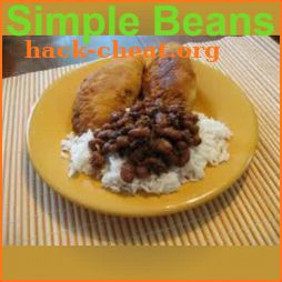 Simple Beans Recipes icon