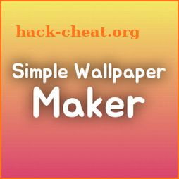 Simple Wallpaper Maker - Super EZ Wallpaper Maker icon
