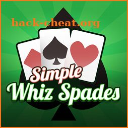 Simple Whiz Spades - Classic Card Game icon