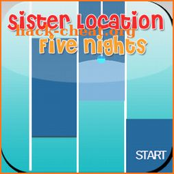 Sister Location Piano Tiles - Five Nights icon