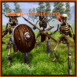 Skeleton Warrior Simulator icon