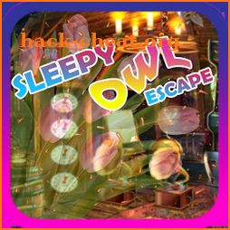 Sleepy Owl Escape Game - A2Z Escape Game icon