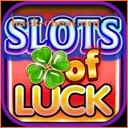Slots of Luck: Free 777 Casino: New slots 2018 icon
