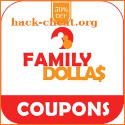 Smart Coupons for Family Dollar Discounts & Offers icon