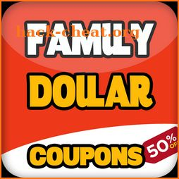Smart coupons for Family Dollar store icon