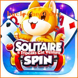 SOLITAIRE TRIPEAKS SPIN: A Tripeaks Cat Card Game icon