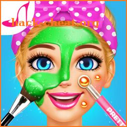 Spa Day Makeup Artist: Salon Games icon