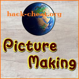 Space Picture Making Puzzle icon