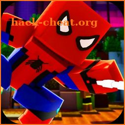 Spider Hero Story - Young Superhero Craft icon