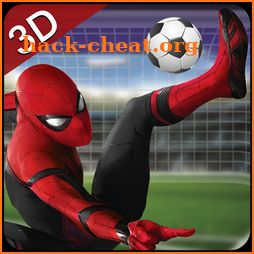 Spiderman Dream Soccer Star : Football Games 2018 icon