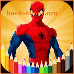 Spidey Coloring Pages icon