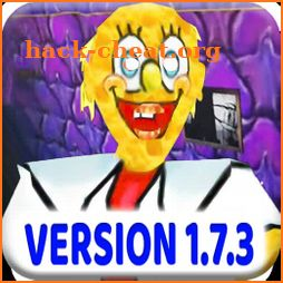 Sponge Granny V1.7: Scary and Horror game 2019 icon