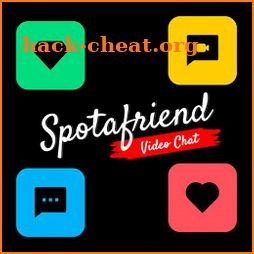 Spotafriend Live Video Chat - Meet Random People icon