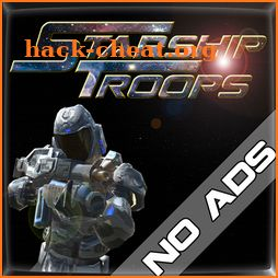 Starship Troops NO ADS - Star Bug Wars 2 icon