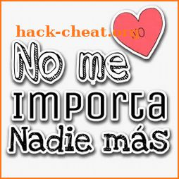 Stickers para novios frases - WAStickersApps icon