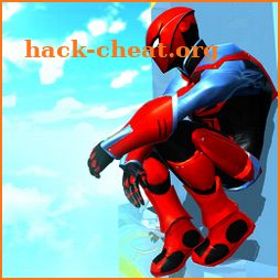 Strange Robot Spider hero: Superhero fighting game icon