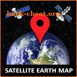 Street View Earth Map: GPS Satellite Map icon