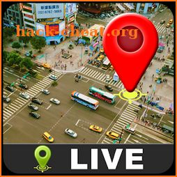 Street View Live - Global Satellite World Maps icon