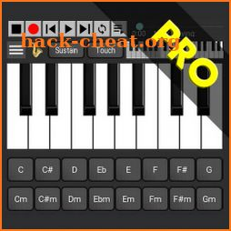 Strings And Piano Keyboard Pro icon