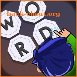 Stumble Anagram Word Puzzle - Connect & Find Words icon