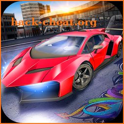 Stunts Car Driving Simulator: Asphalt Speed Racing icon