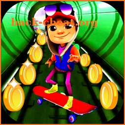 Subway Surf Rush Skating Adventure 2018 icon