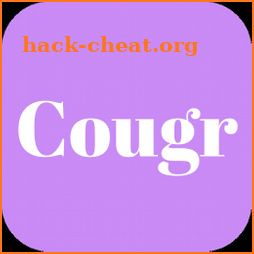 Sugar Momma & Cougar Dating Hookup Meet APP-Cougr icon