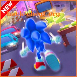 Super Hedgehogs Game: Subway Runner Dash Episode 1 icon
