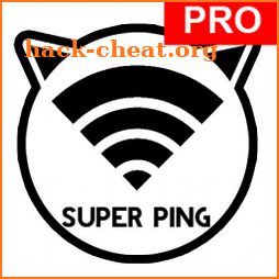SUPER PING - Anti Lag (Pro version no ads) icon