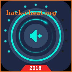 Super Sound Volume Booster & Bass Booster 2018 icon